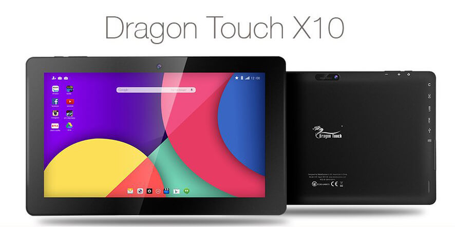 Dragon Touch X10 Review - Best Tablets under 100 Bucks!
