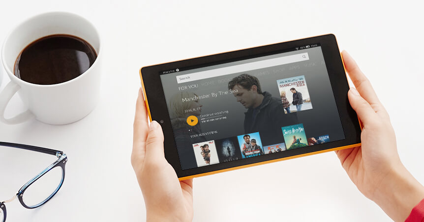 Fire HD 8 Review - Best Tablets under 150 Bucks!