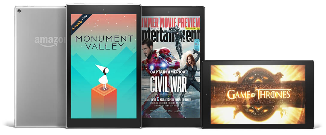 Fire HD 10 Review - Best Tablets under 300 Dollars!