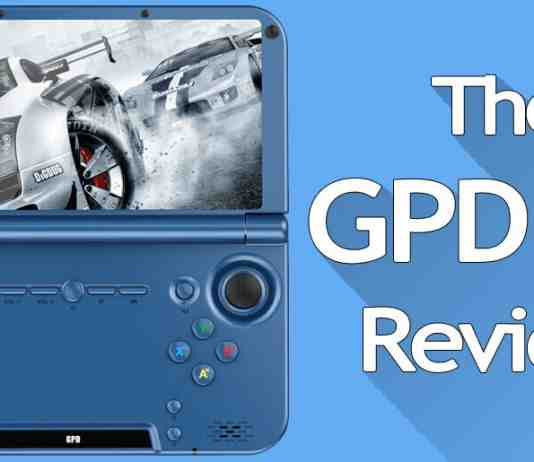 GPD XD Review - An Android Based Portable Gaming Console!