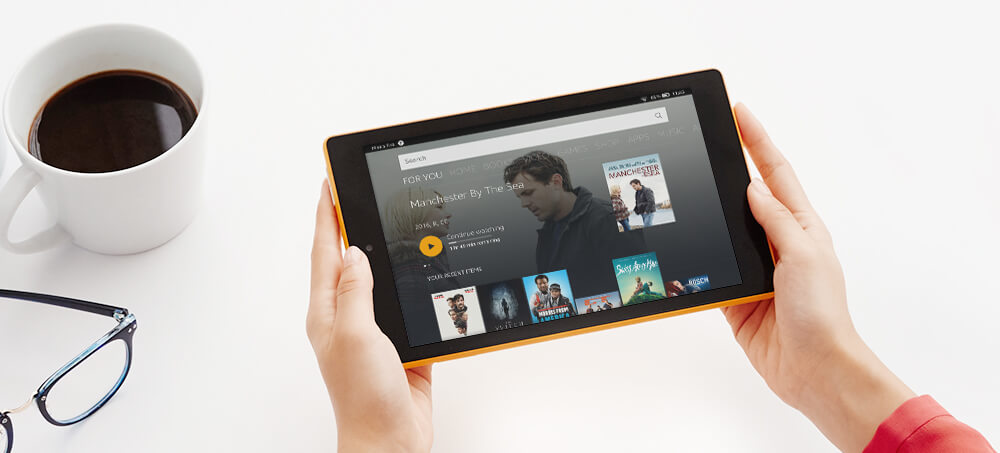 Amazon Fire 7 Review Best Tablets under 100 Dollars