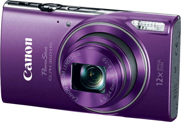 Canon PowerShot ELPH 360HS Review - Best Vlogging Camera under 200 Dollars!