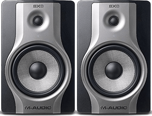 M-Audio BX8 Carbon Review - Best Studio Monitors under 500 Bucks!
