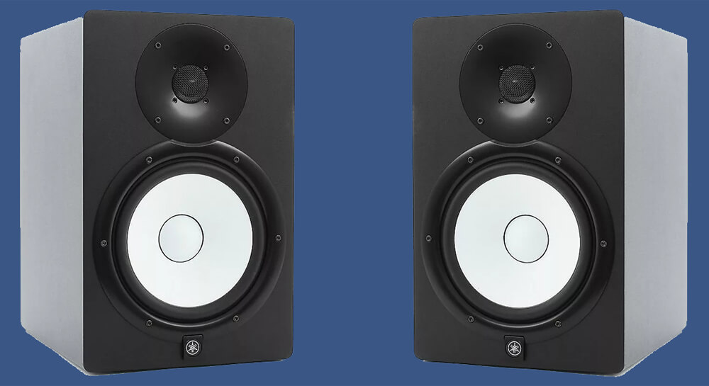 best studio monitors under 500 dollars full guide tech compact. Black Bedroom Furniture Sets. Home Design Ideas