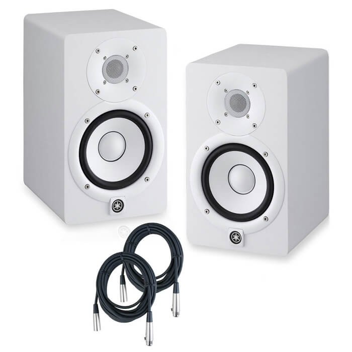 Yamaha HS8 Review - Best Studio Monitors under 500 Dollars!