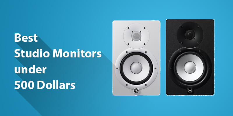 Best Studio Monitors under 500 Dollars - Full Guide