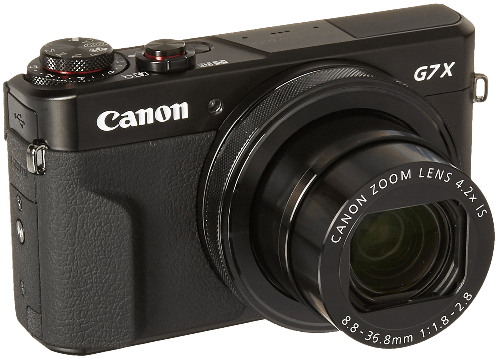 Canon G7X Mark II Review - Best Flip Screen Vlogging Camera!