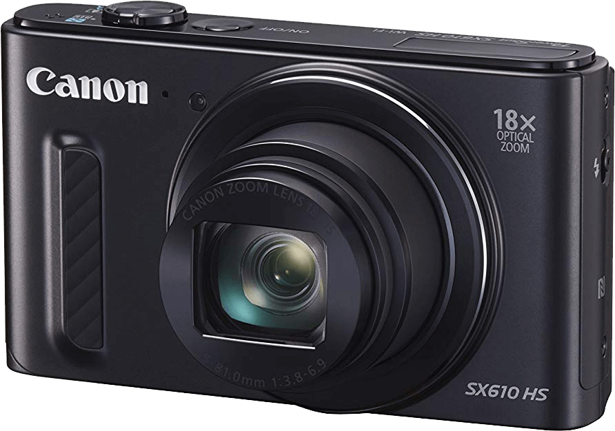 Canon PowerShot SX610 HS Review - Best Camera for Vlogging under 300 Dollars