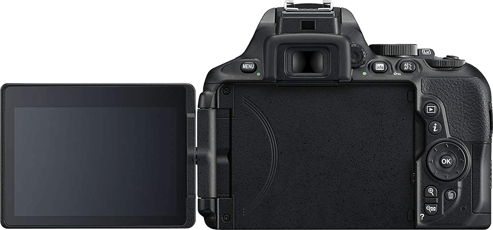 Nikon D5600 Review - Best Camera for Vlogging with Flip Screen