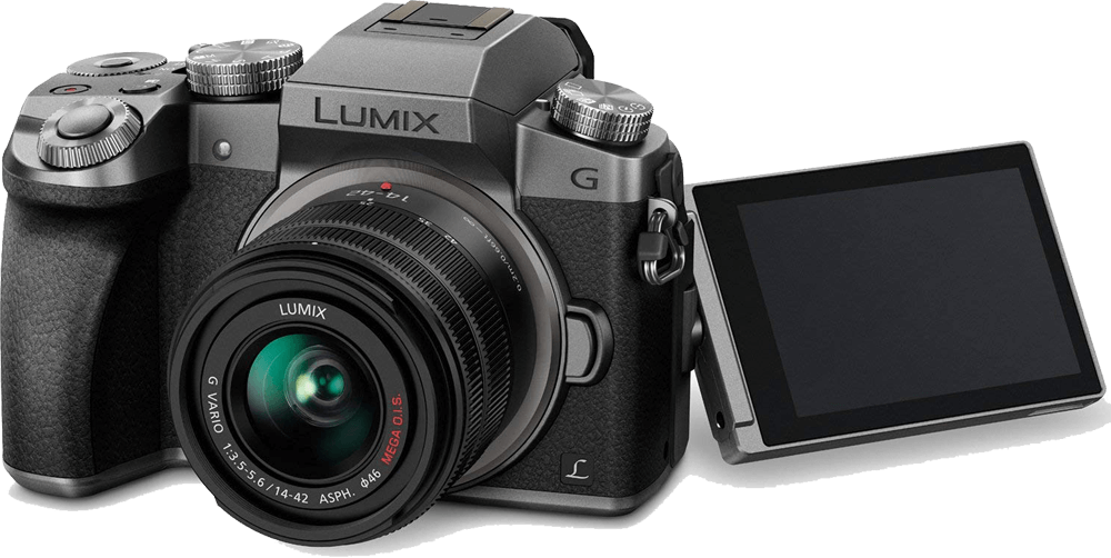 Panasonic LUMIX G7 Review - Best Camera for Vlogging with Flip Screen under Budget