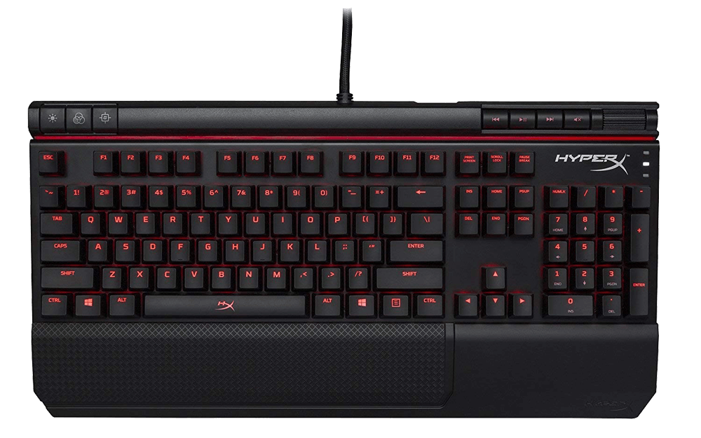 HyperX Alloy Elite Review - Best Gaming Keyboards under 100 Dollars!