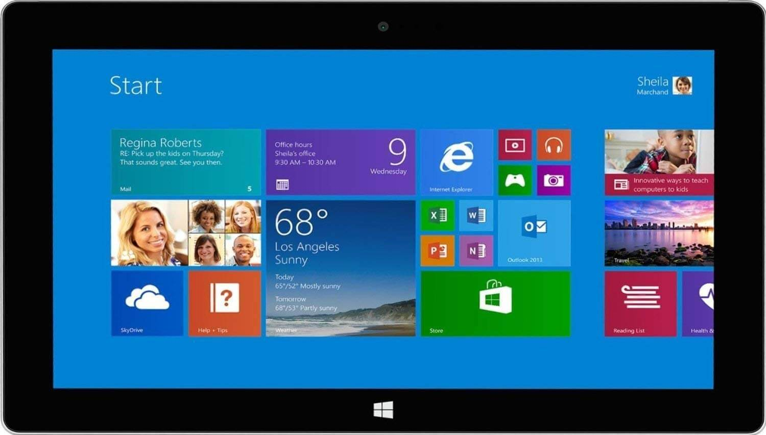 Microsoft Surface Pro 4 Review - Best Tablet for Students