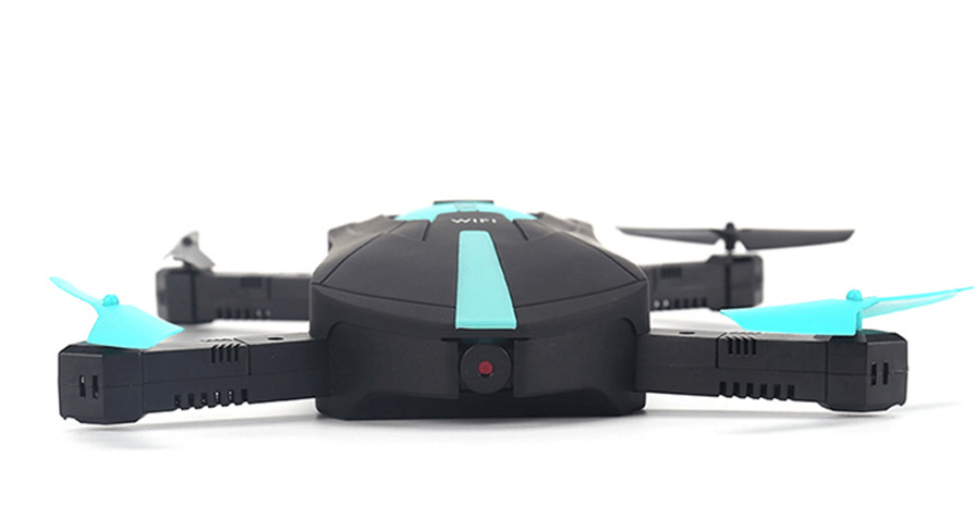 Drone 720X Review - Design, Color, and Looks