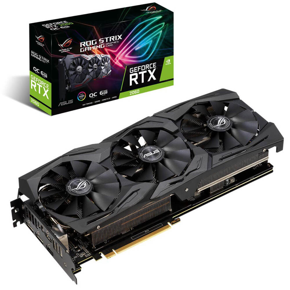 ASUS ROG Strix GeForce RTX 2060 OC Review - Best Graphics Card under $400