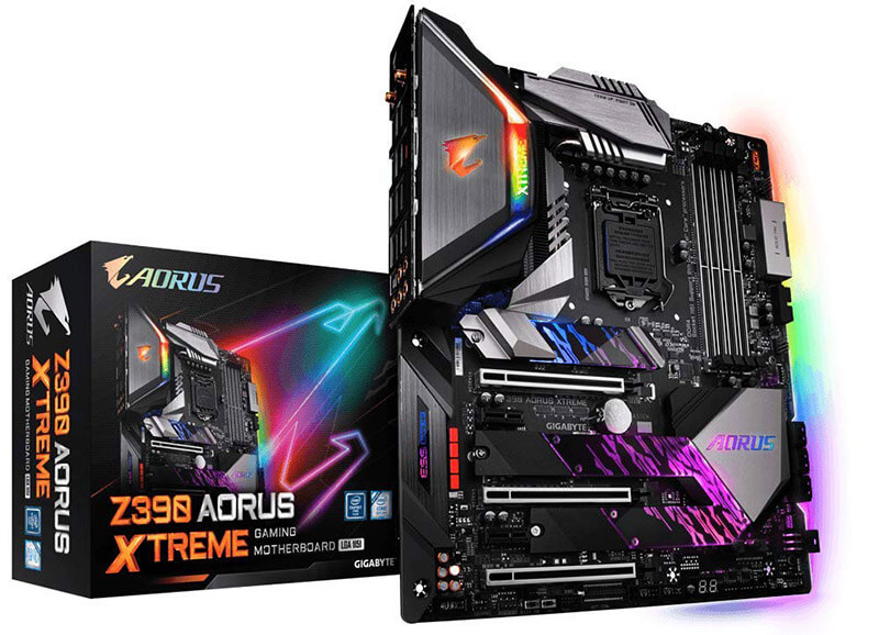 Gigabyte Z390 AORUS XTREME Review - Best i7 8700k Motherboard for Gaming!