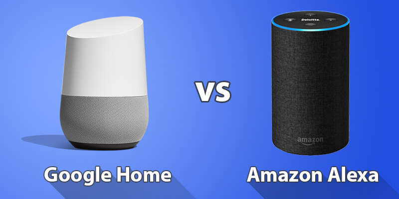 Google Home vs Amazon Echo - The Tussle between Smart Speakers!