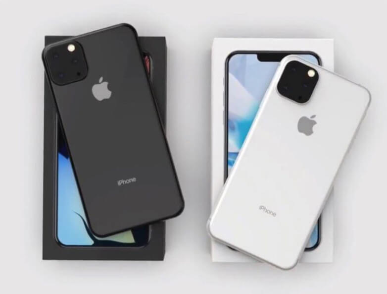 The Notch stays in the Apple iPhone 11 series!