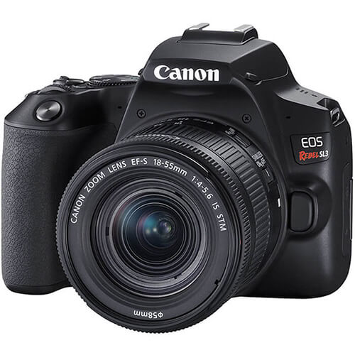 Video Capabilities and 4K - Canon EOS Rebel SL3 Review