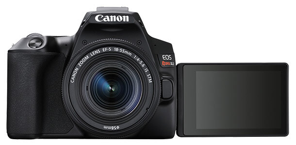 3-inch Screen - Canon EOS Rebel SL3 Review