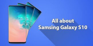 All about the Samsung Galaxt S10 - A full Review!