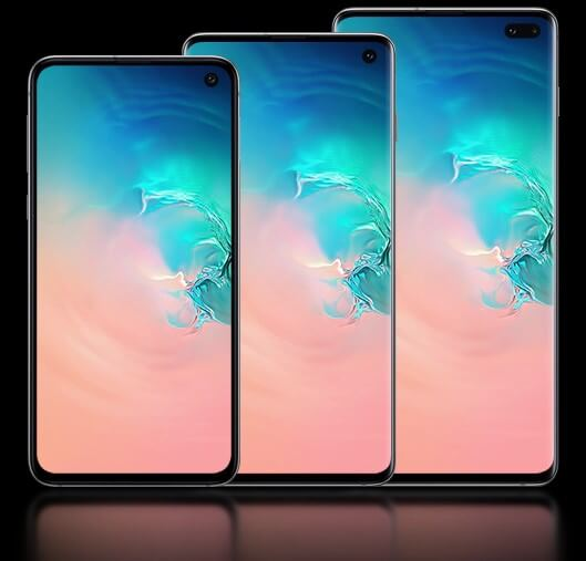 About Samsung Galaxy S10