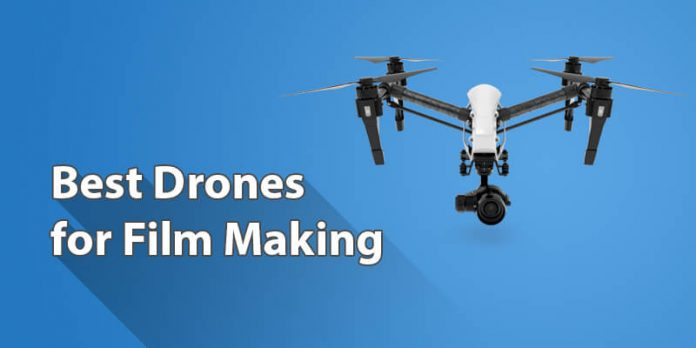 Best Drones for Filming in 2019 - Get an Amazing Cinematic Experience!