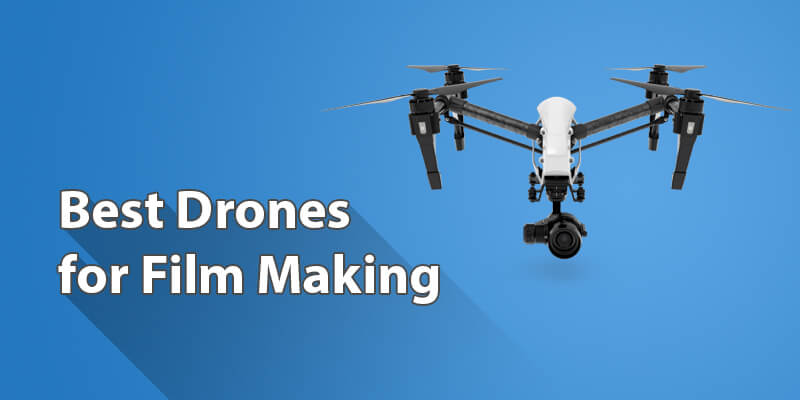 Best Drones for Filming - Get an Amazing Cinematic Experience!