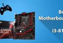 Best Motherboard for i3 8100 - 8th Gen still got the Power!