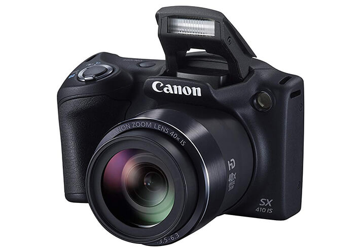 Canon PowerShot SX410 IS Review - Cheap Vlogging Cameras in 2019!