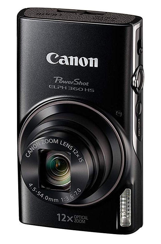 Canon Powershot ELPH 360 HS Review - Best Vlogging Camera under Budget!