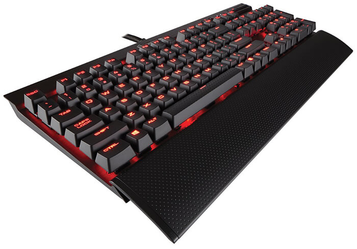 Corsair K70 LUX Review - Best Keyboard for League of Legends