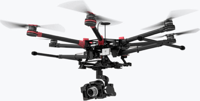 DJI S900 Review - Best Drones for Film Making