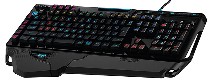Logitech G910 Review - Best Keyboard for League of Legends!