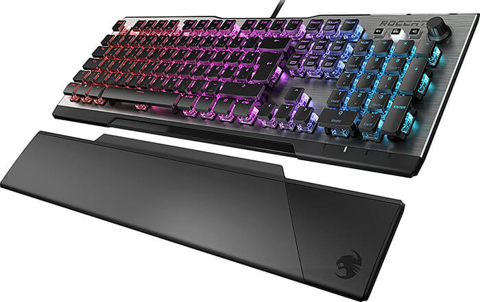 Roccat Vulcan 120 Aimo Review - Best League of Legends Keyboard!