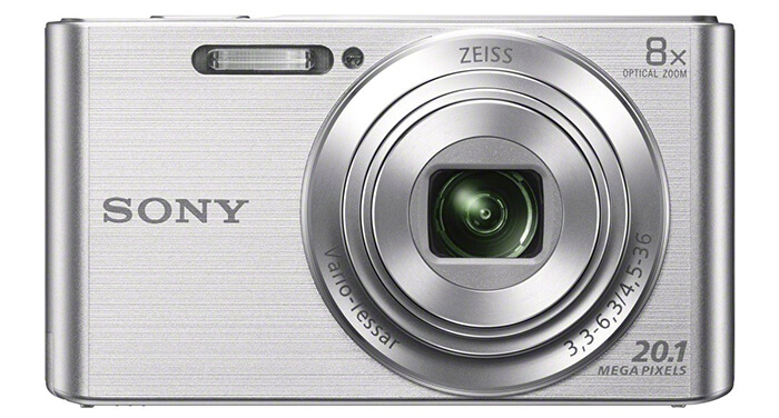 Sony DSC-W830 Review - Cheapest Vlogging Camera