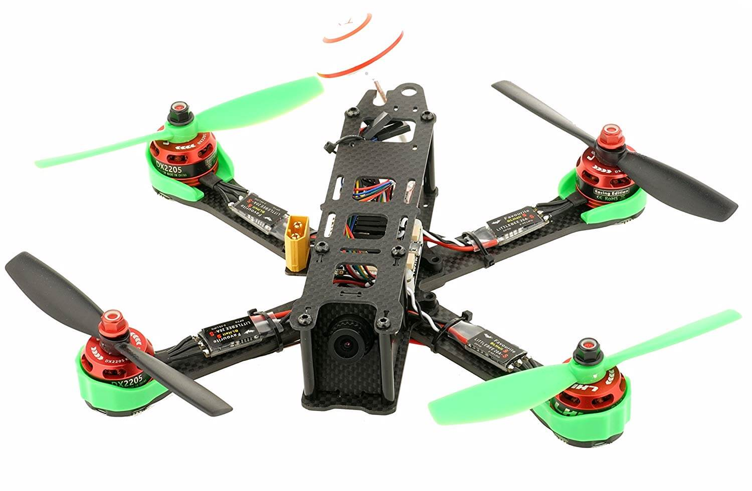 Woafly LHI 220 ARF Drone Review