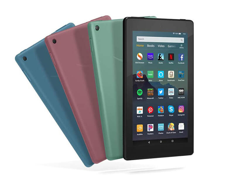 Amazon Fire 7 Review - Best Android Tablets under 100 Dollars!