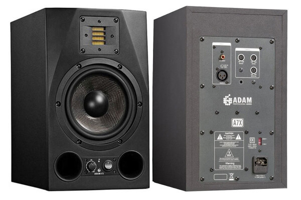 Adam Audio A7X Review - Best Studio Monitor under 1000 Dollars!