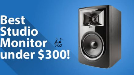 Best Studio Monitors under 300 Dollars
