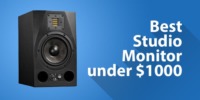 Best Studio Monitors under $1000 - Detailed Review!