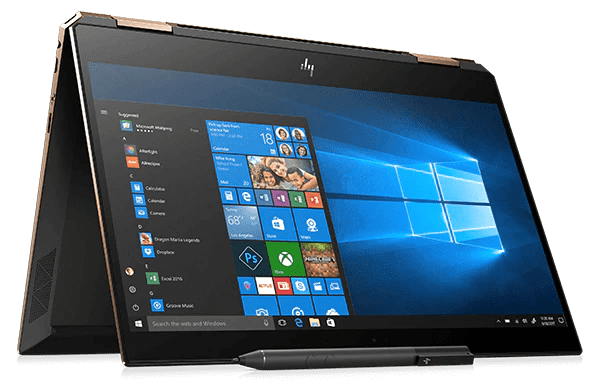 HP Spectre x360 15t touch performance laptop