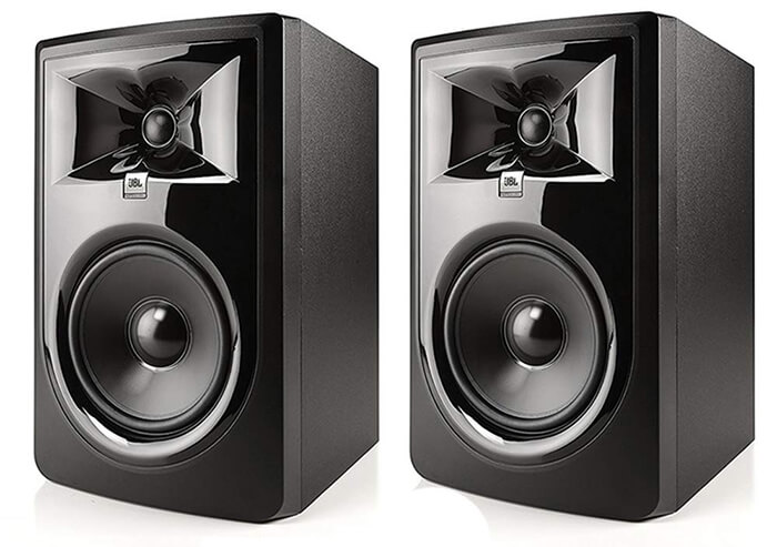 JBL 308MKII Review - One of the Best Studio Monitors under 1000 Dollars Review!