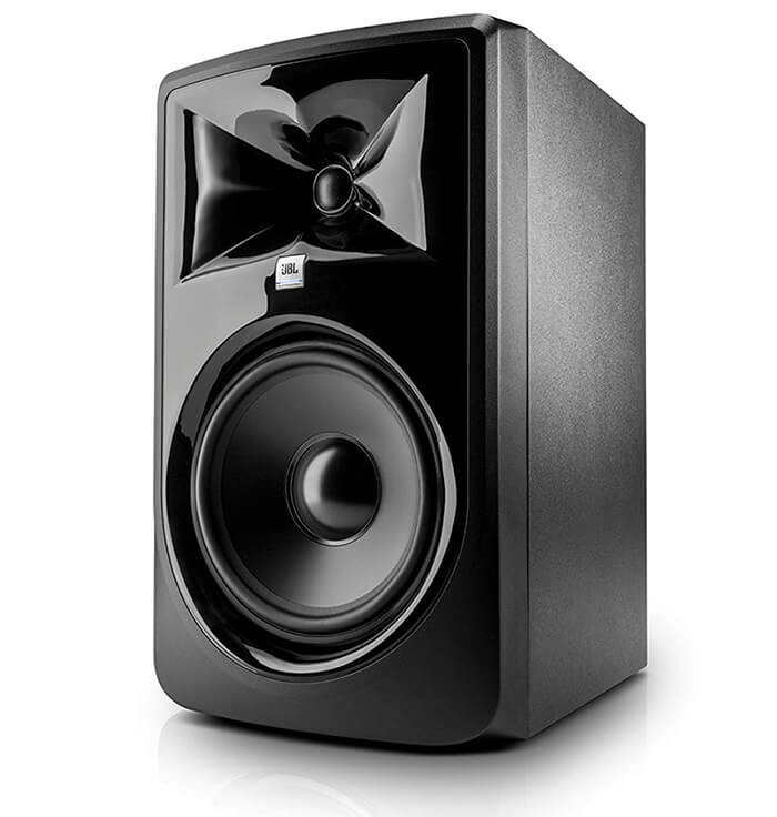 JBL Professional 308P Review - Best Studio Monitor under 300 Dollars!