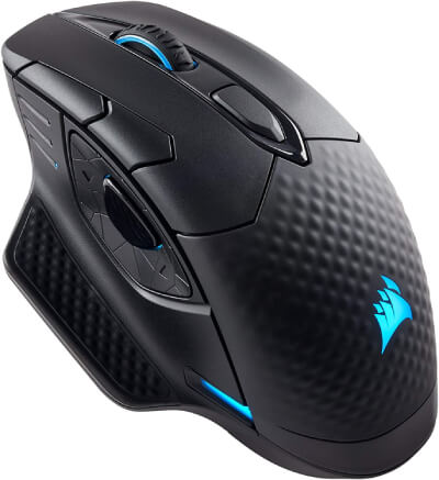 Corsair Dark Core RGB Review - One of the Best Gaming Mice for Small Hands!