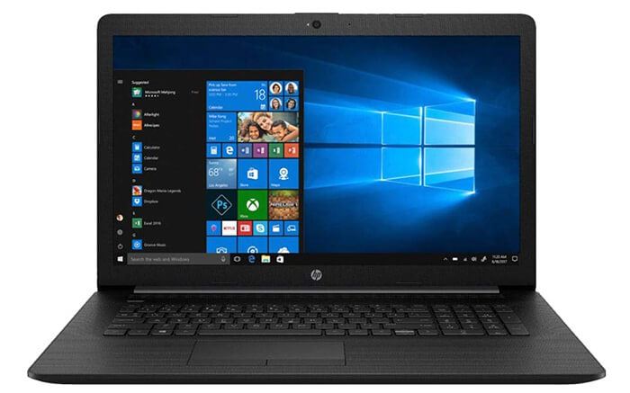 HP 17-BY1053dx Review - Best Gaming Laptop under $600!