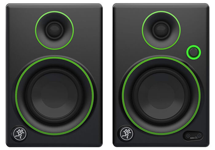 Mackie CR3 Review - Best Budget Studio Monitors!