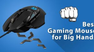 Best Gaming Mouse for Big Hands - Gaming Mice for Everyone!