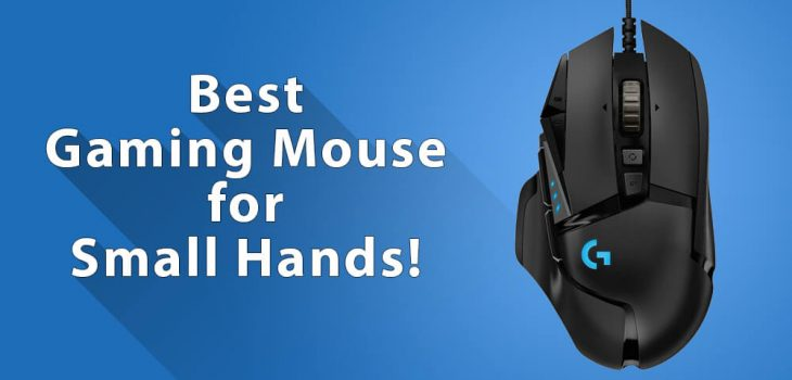 8 Best Gaming Mouse for Small Hands - Mice for Everyone!