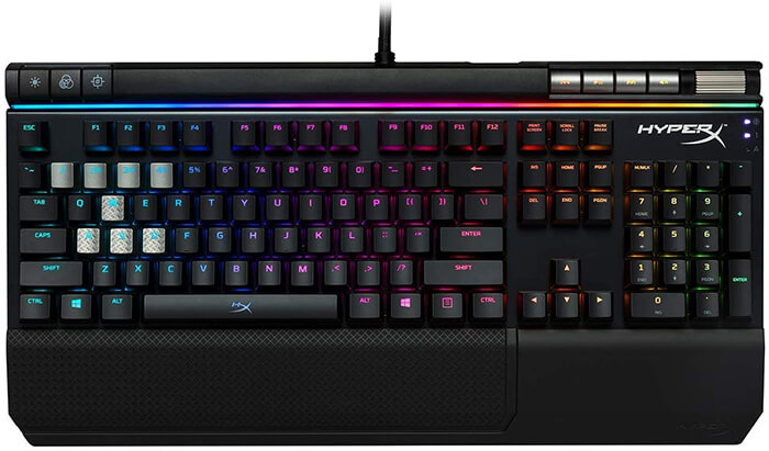 HyperX Alloy Elite RGB Review