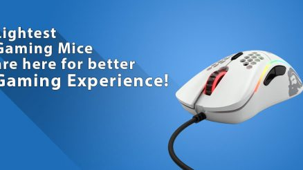 Best Lightest Gaming Mice on the Internet!